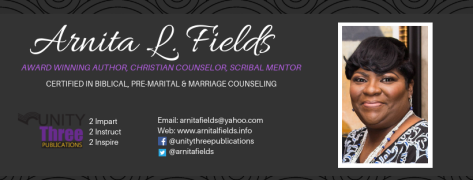 FB Cover - Arnita Fields